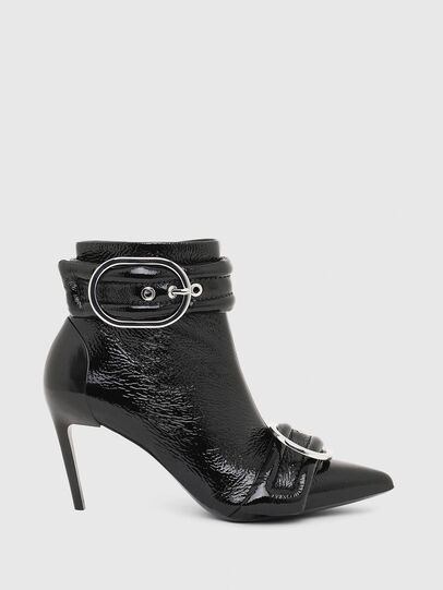 Diesel - D-SLANTY MABB, Black - Ankle Boots - Image 1