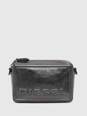 ROSA' CNY, Silver - Crossbody Bags