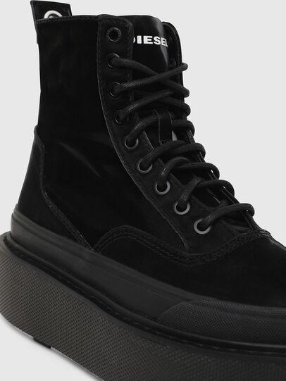 Diesel - H-SCIROCCO AB, Black - Sneakers - Image 5