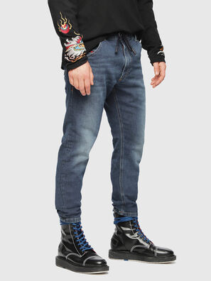 Krooley JoggJeans 084UB, Medium blue - Jeans