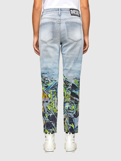 Diesel - D-Joy 009IZ, Light Blue - Jeans - Image 2