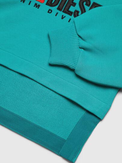 Diesel - SDINIEA, Water Green - Sweaters - Image 3