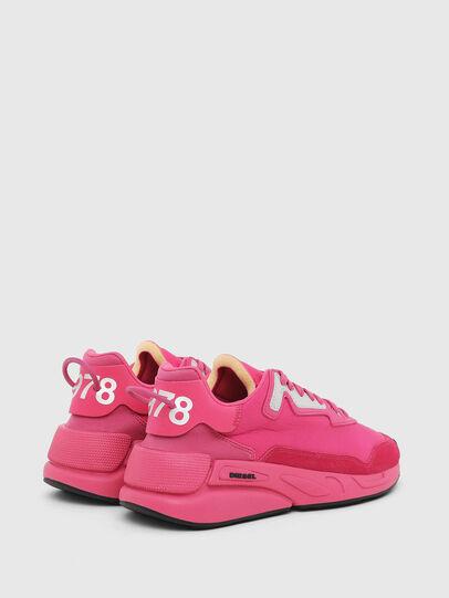 Diesel - S-SERENDIPITY LC W, Pink Fluo - Sneakers - Image 3