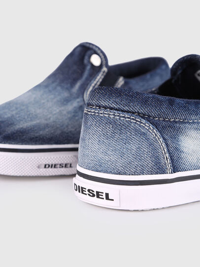 Diesel - SLIP ON 21 DENIM YO,  - Footwear - Image 5