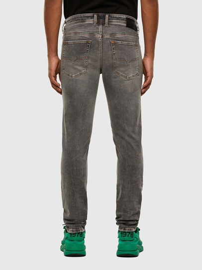 Diesel - Sleenker 009FW, Light Grey - Jeans - Image 2