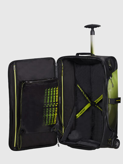 Diesel - KA2*69009 - PARADIVE, Black/Yellow - Duffles with wheels - Image 3