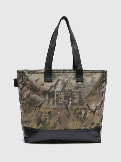 Diesel - RODNEY, Military Green - Shopping and Shoulder Bags - Image 1