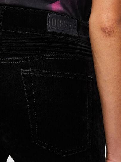 Diesel - D-Earlie JoggJeans® 069UJ, Black/Dark grey - Jeans - Image 4