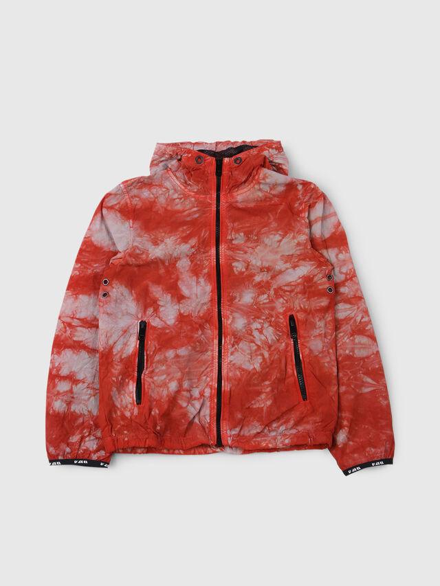 Diesel - JPINAL, Red/White - Jackets - Image 1