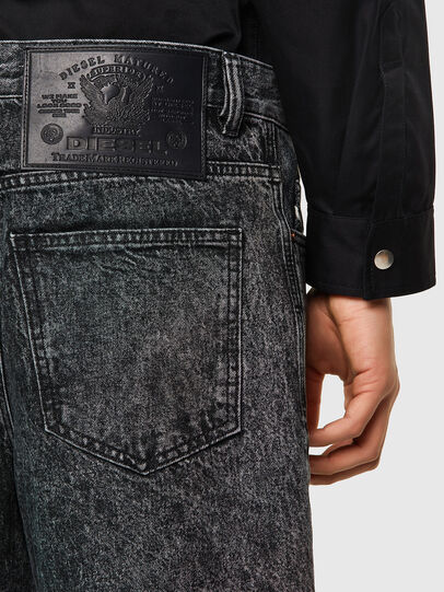 Diesel - D-MAXS-SP, Black - Shorts - Image 3
