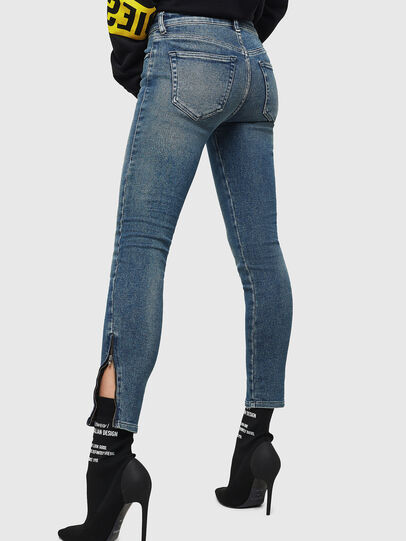 Diesel - Slandy Zip 083AL,  - Jeans - Image 2