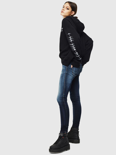 Diesel - Gracey JoggJeans 069JX, Dark Blue - Jeans - Image 5