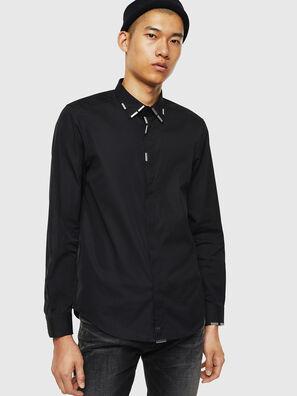 S-MARLENE, Black - Shirts