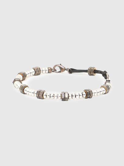 Diesel - A-BEAD, Silver - Bijoux and Gadgets - Image 1