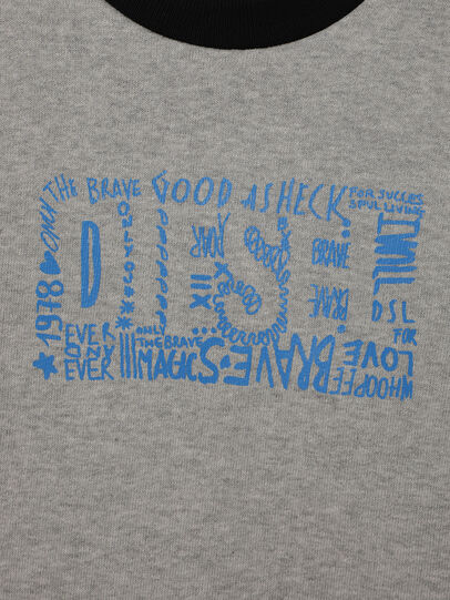 Diesel - SALLOB-R, Grey - Sweaters - Image 3