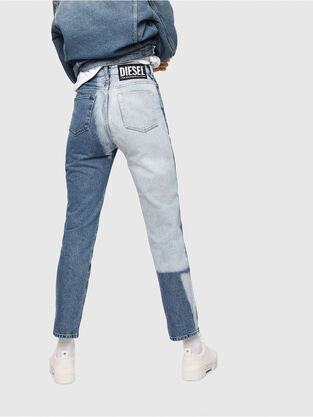 D-Eiselle 0077V, Medium blue - Jeans