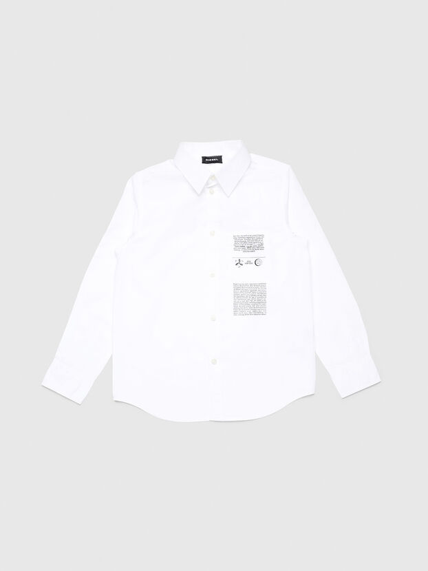 CSVENPRINT, White - Shirts