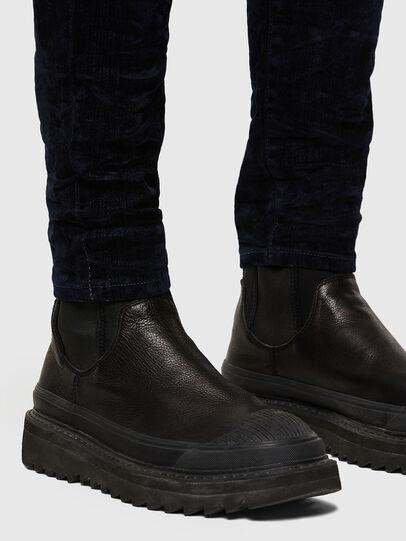 Diesel - D-Strukt 0091U, Dark Blue - Jeans - Image 5