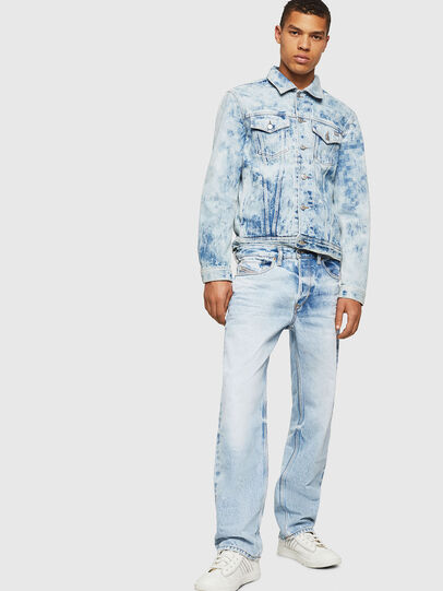 Diesel - D-Kodeck 0078C, Light Blue - Jeans - Image 5