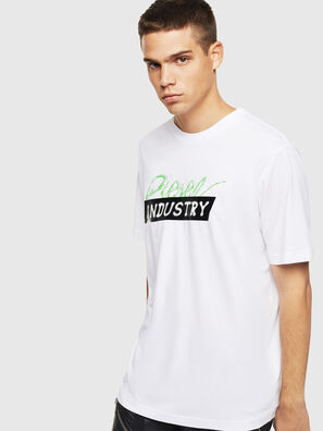 T-JUST-BX2, White - T-Shirts