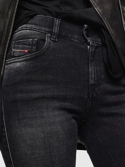 Diesel - Sandy 0096P, Black/Dark grey - Jeans - Image 3