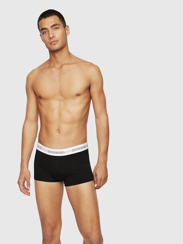 Diesel - UMBX-KORYTHREEPACK, Grey/White - Trunks - Image 2