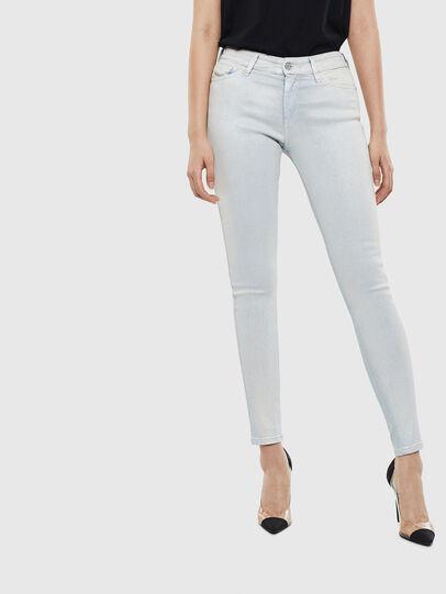 Diesel - Slandy 0099W, Light Blue - Jeans - Image 1