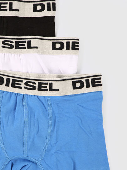 Diesel - UGOV THREE-PACK US, Blue/Black - Underwear - Image 4