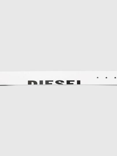 Diesel - B-DSL, White - Belts - Image 4