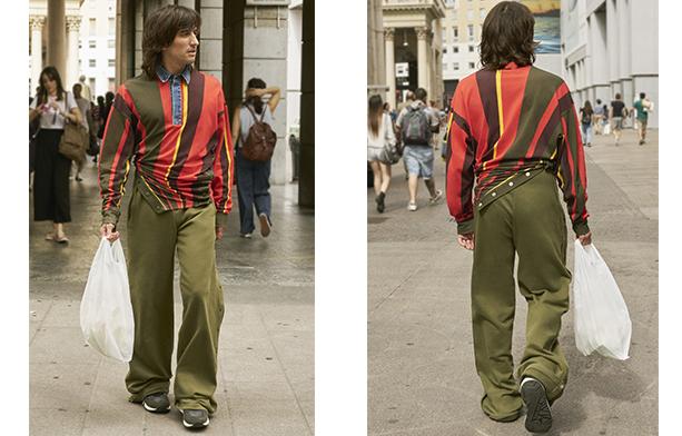 Red Tag - Glenn Martens | Look 4