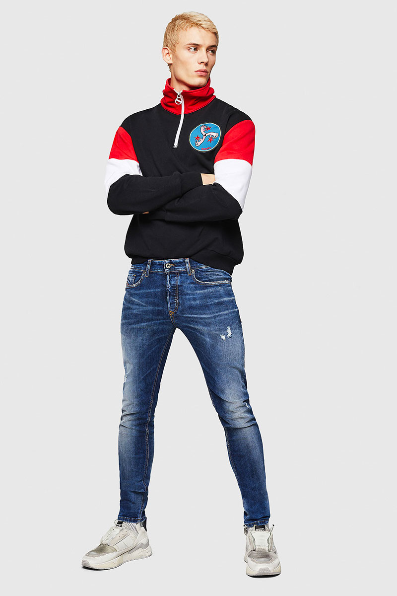 Diesel Jeans Man Skinny