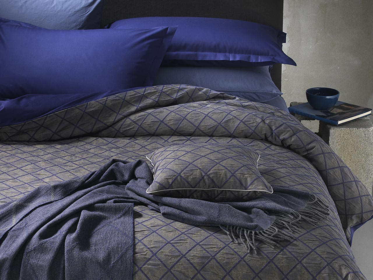 RUGGED Mirabello for Diesel - Home Textile
