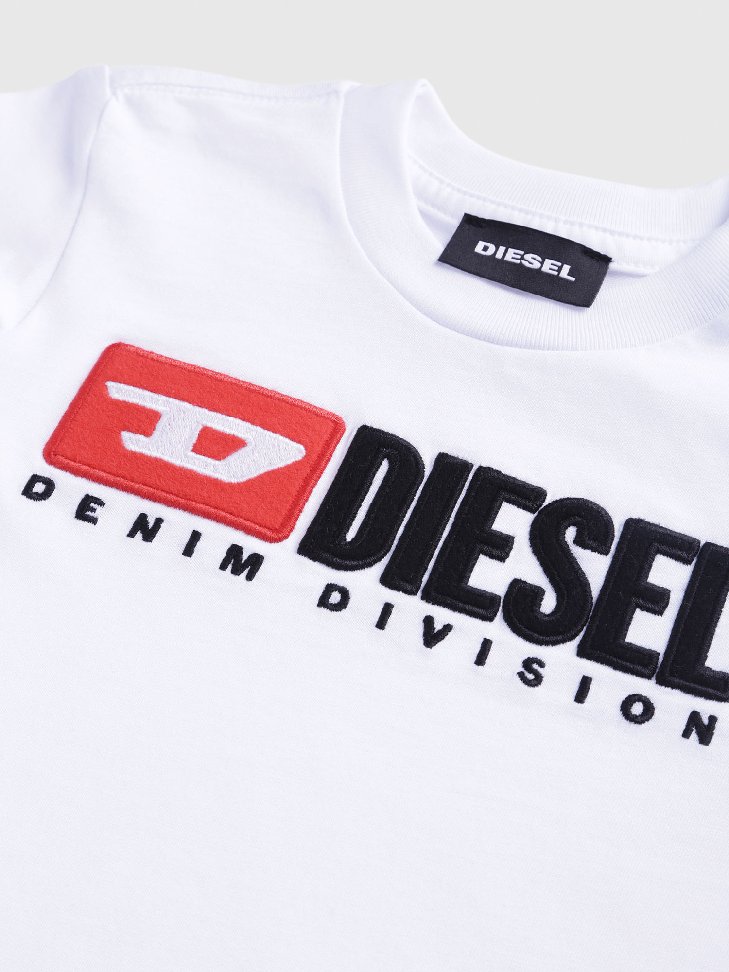 Diesel - TJUSTDIVISIONB-R,  - T-shirts and Tops - Image 3