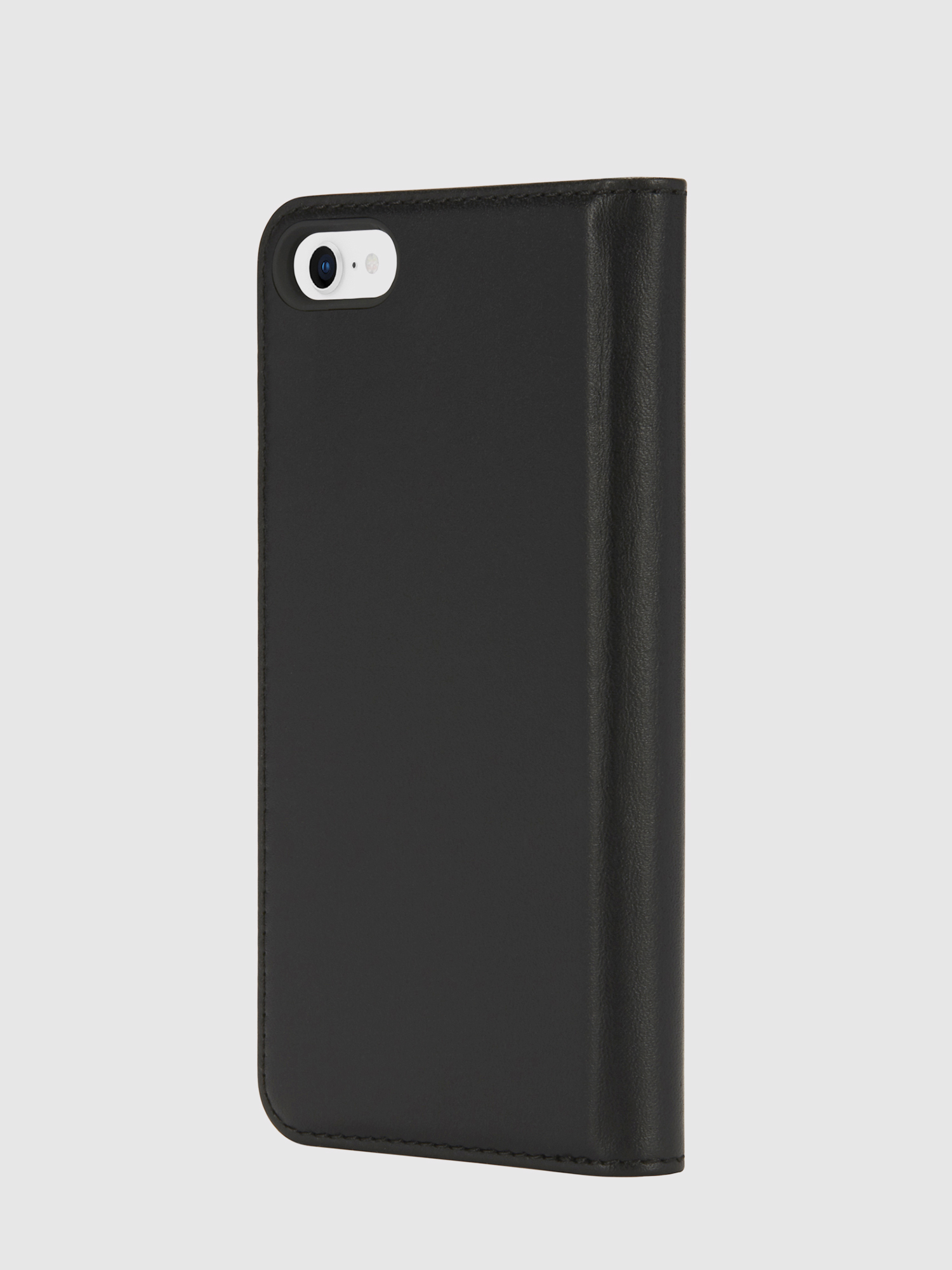 Diesel - SLIM LEATHER FOLIO IPHONE 8/7,  - Flip covers - Image 3