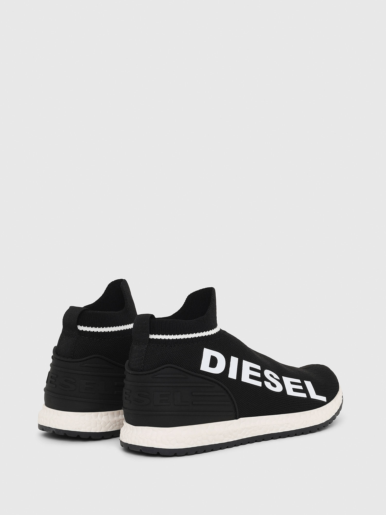 Diesel - SLIP ON 03 LOW SOCK,  - Footwear - Image 2