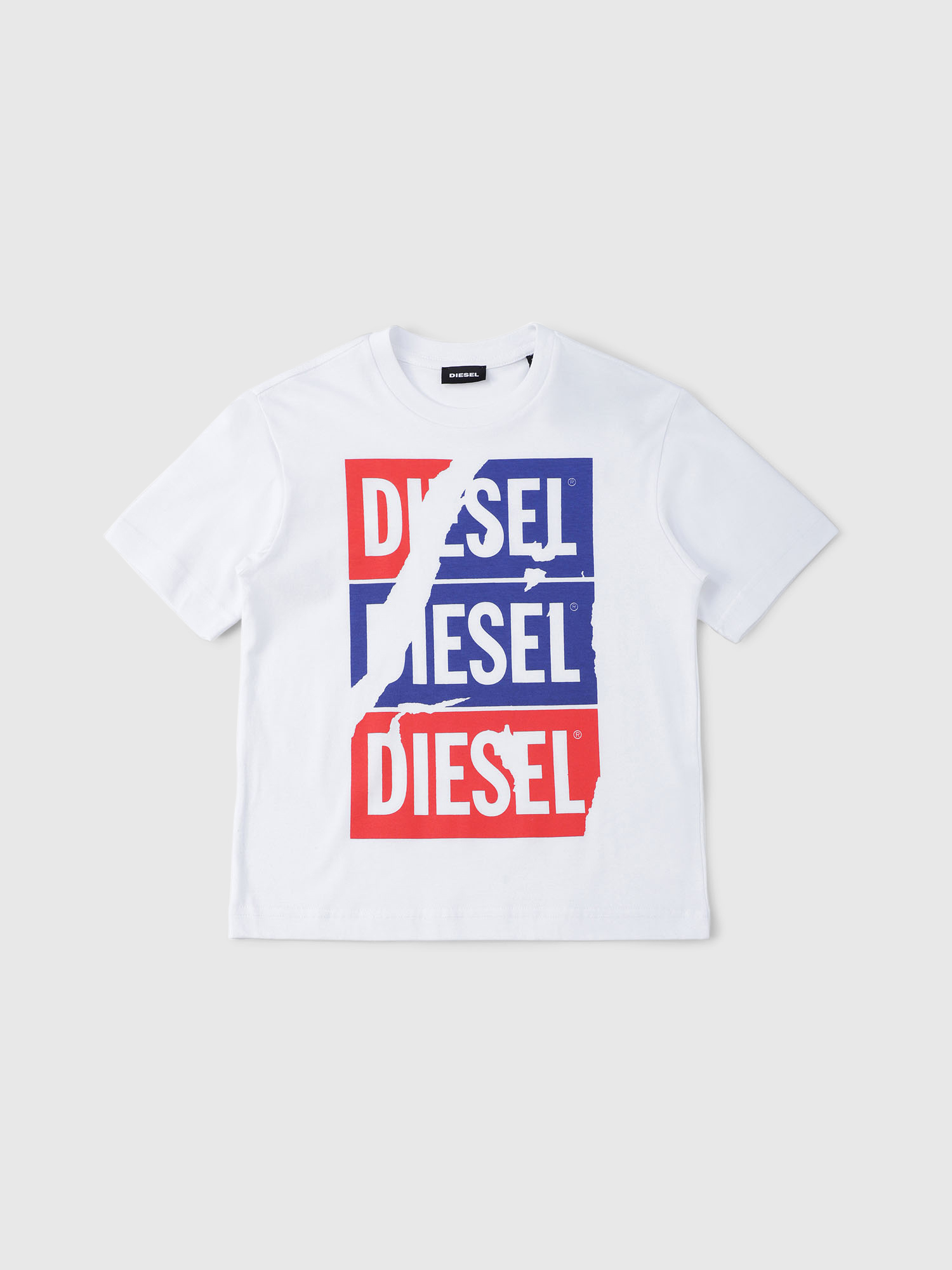 Diesel - TJUSTZC OVER,  - T-shirts and Tops - Image 1