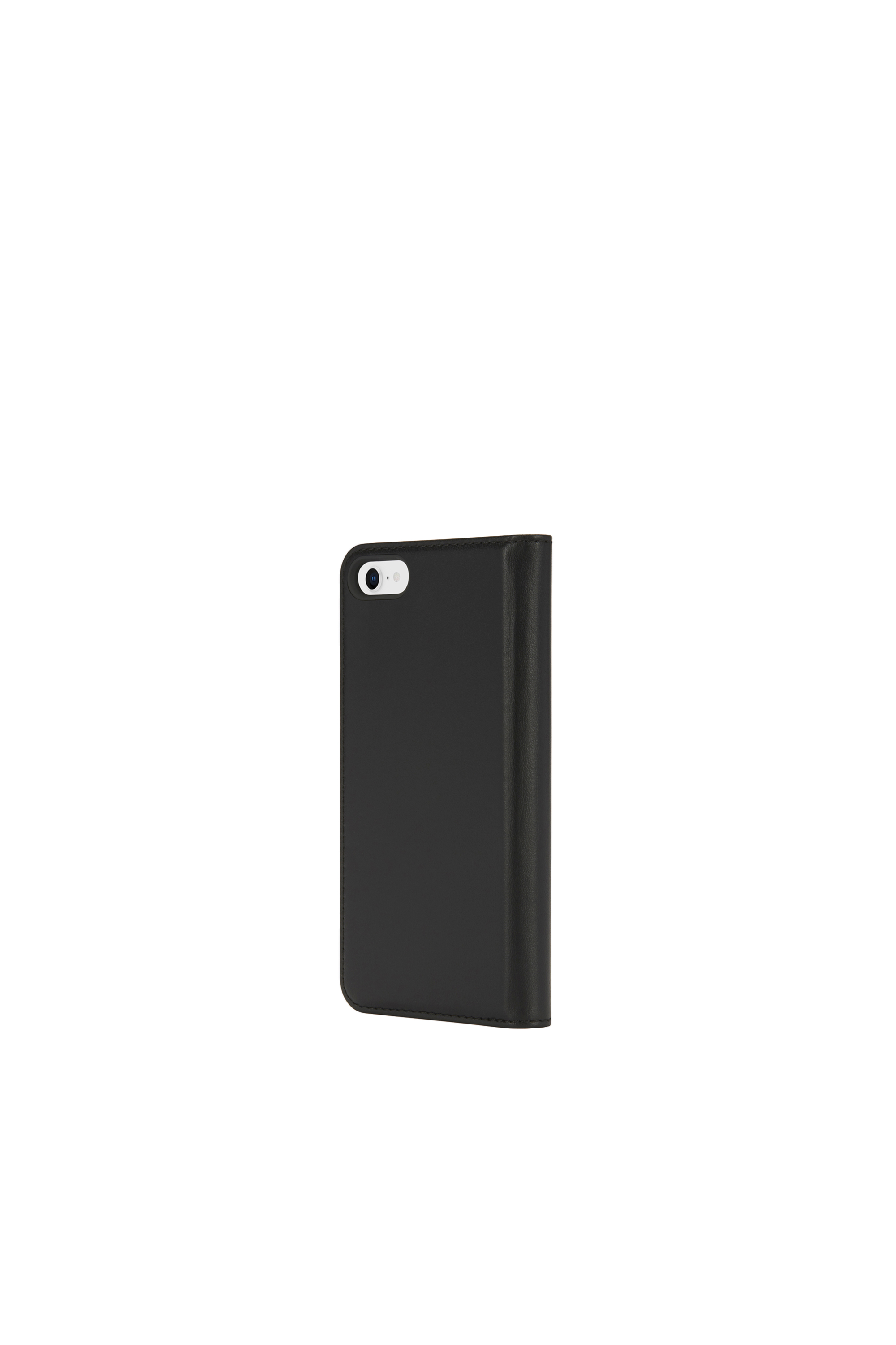 Diesel - SLIM LEATHER FOLIO IPHONE 8/7,  - Flip covers - Image 5